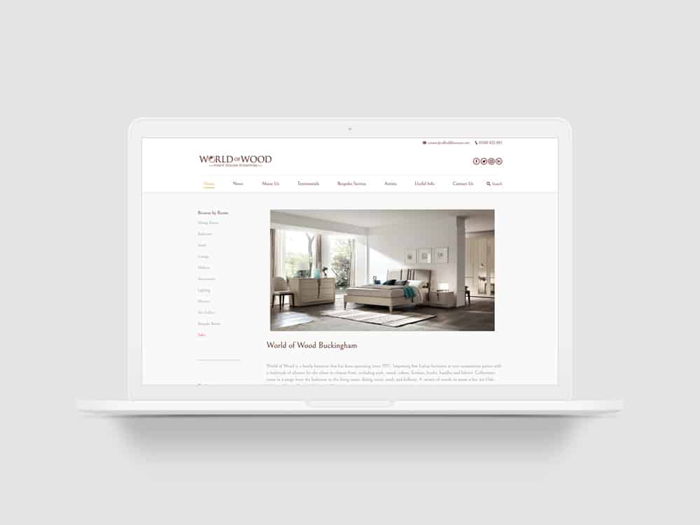 website design buckingham