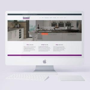 interior web design company