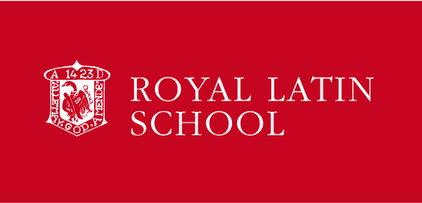 royal latin school logo design