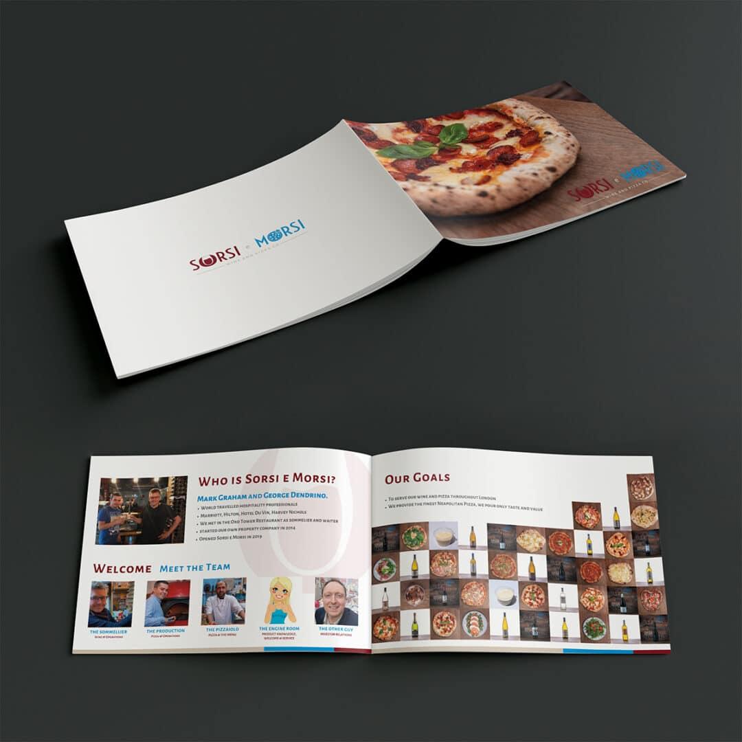 multi brand website design